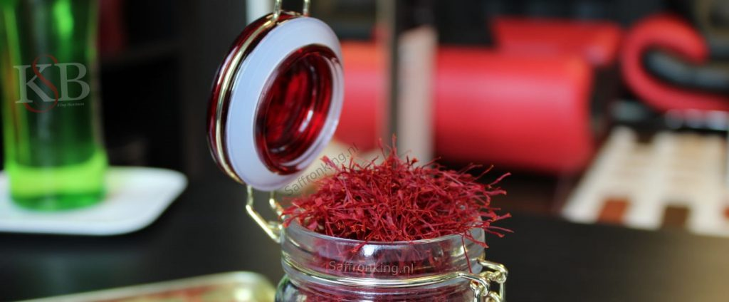 How much is per Kg of saffron