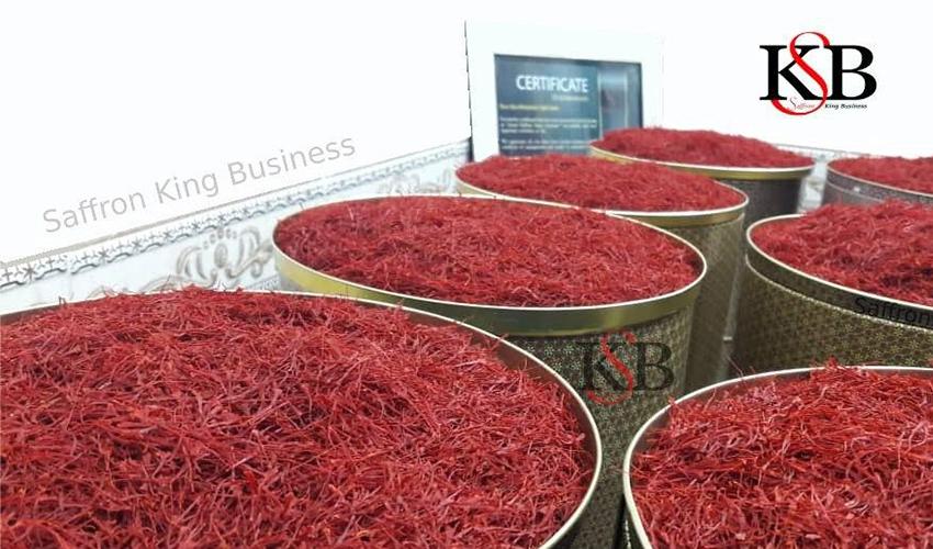 ️Importing pure Saffron per kilo in saffron market