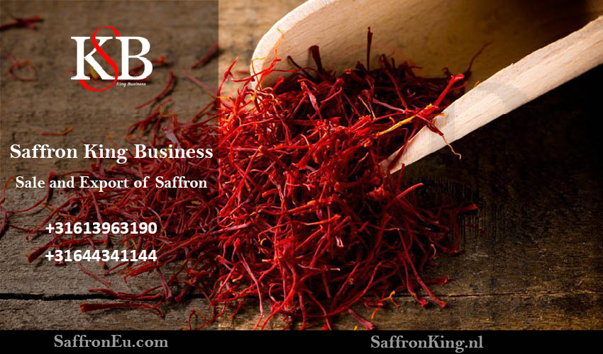 Purchase price of saffron per kilo