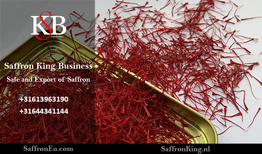 The price of one gram of saffron in the market