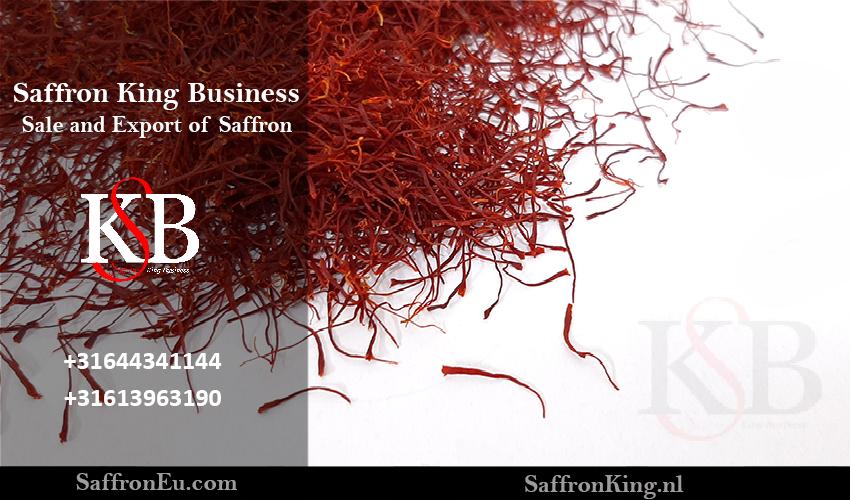 Original saffron sales center in Europe