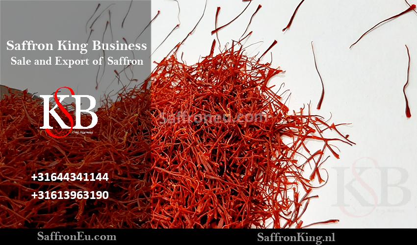 Trading method of kilo saffron