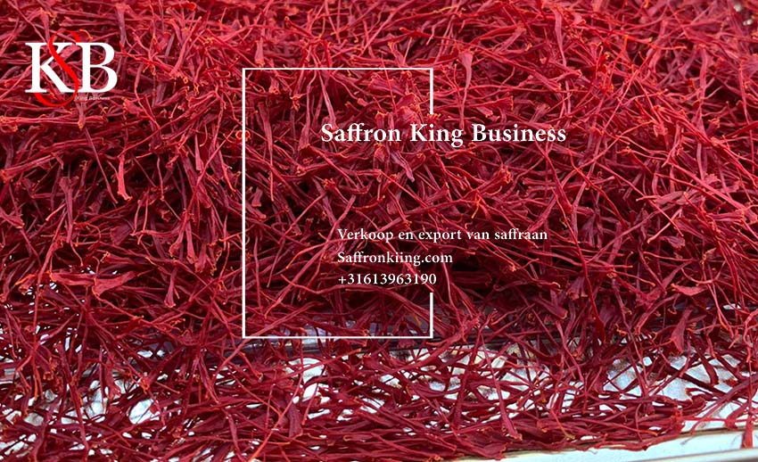 Sale price of saffron in the market