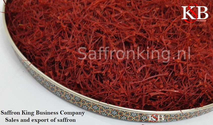 Price of saffron per kilo