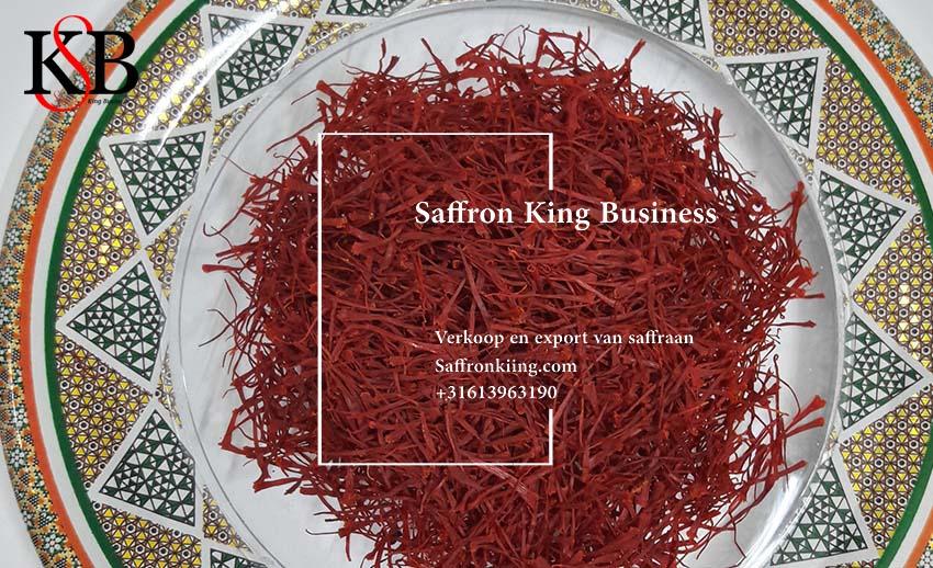 The best saffron in Europe