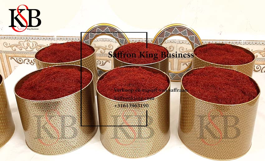 Price per kilo of Iranian saffron in the market