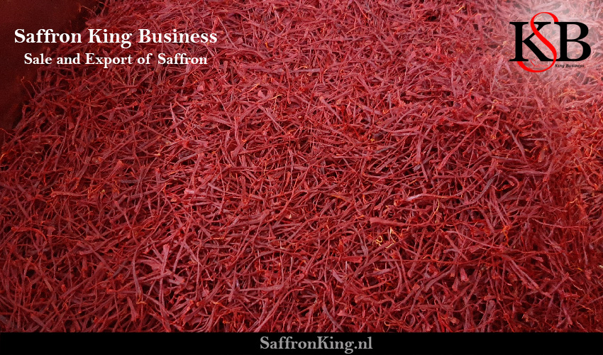 What is the best saffron for export?