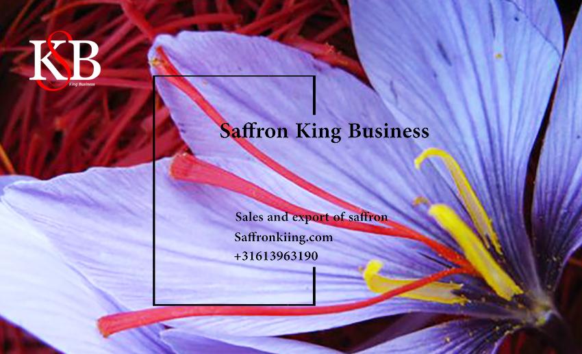 The biggest buyers of saffron