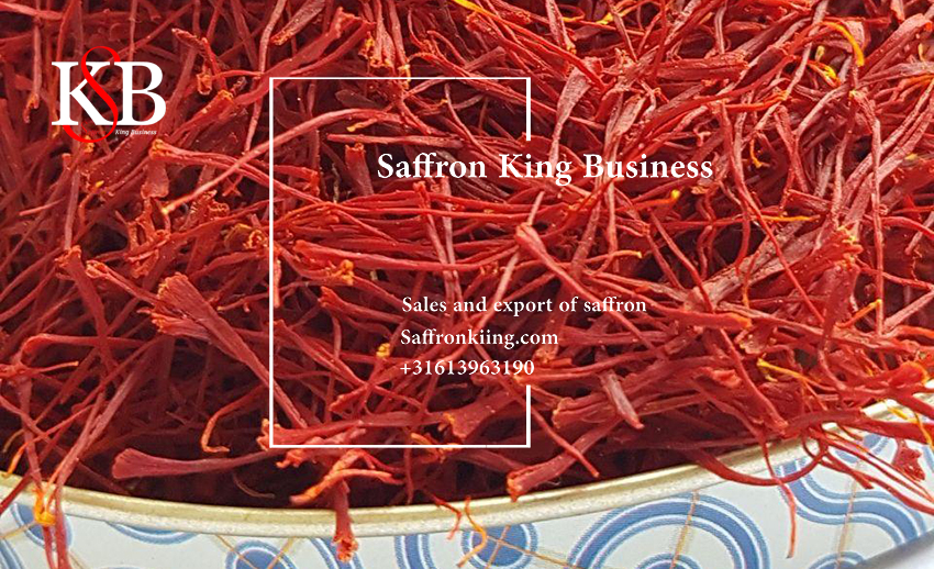 Saffron store and online sales sites are booming in Germany and other European countries