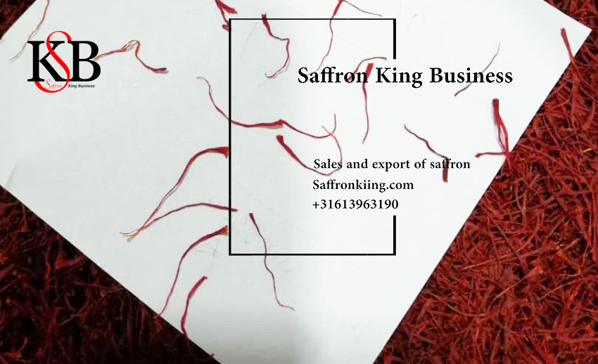 The most reputable seller of saffron