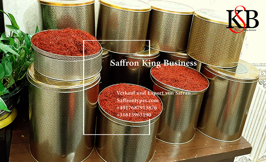 The most reputable wholesale company of saffron