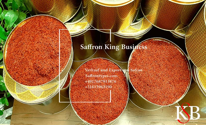 The best major saffron brand