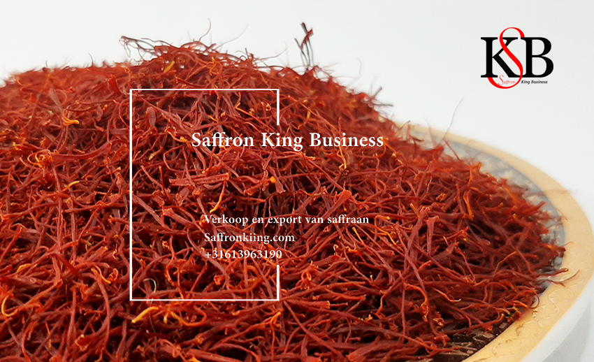 The most prestigious saffron store in Europe