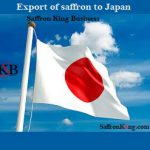 Prices of saffron in Japan . Export of saffron to Japan - Price of saffron