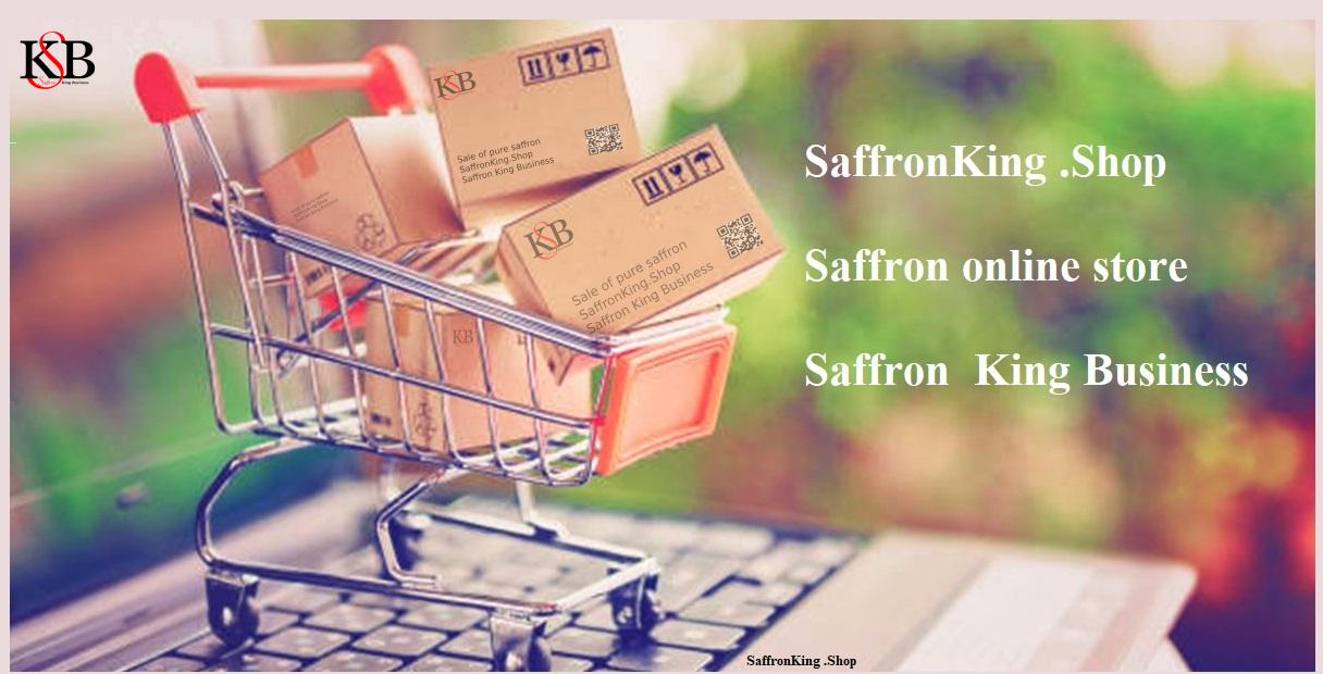 Saffron online store in Rotterdam