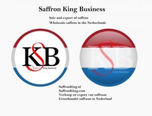 Buy saffron in the Netherlands