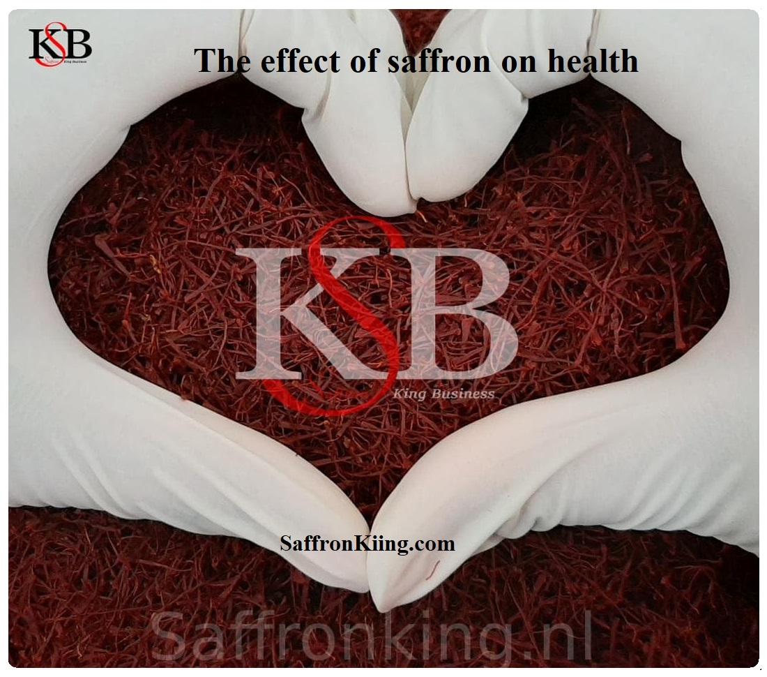 The effect of saffron on health