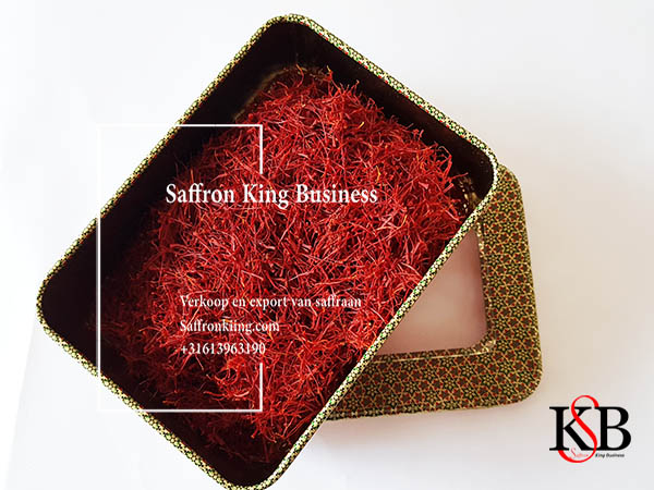 Price per kilo of saffron