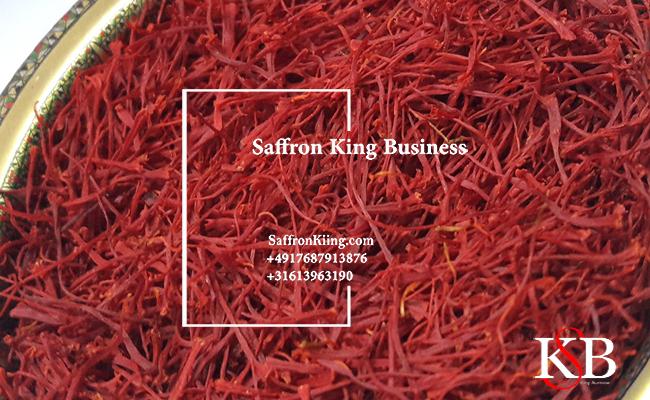 Treatment of depression with saffron