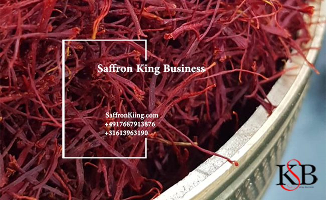 The best saffron for export to Europe