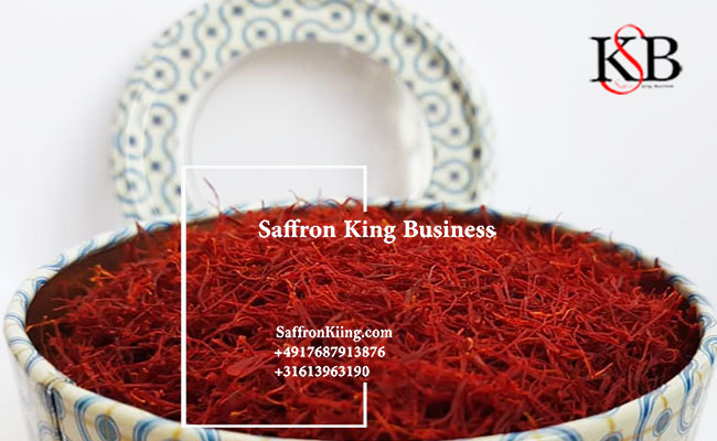 Saffron in the pharmaceutical industry