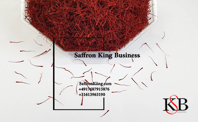 Saffron prices in the market