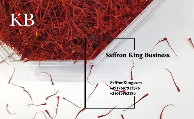The price of Spanish saffron is one gram