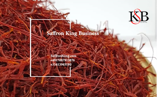 Sale price of saffron