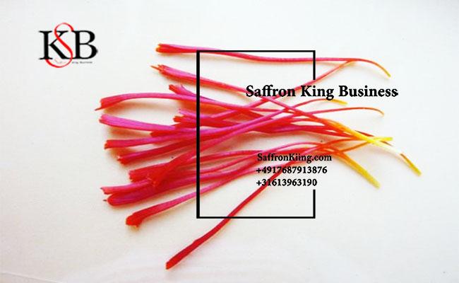 What is saffron?