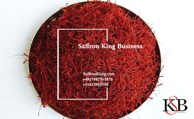 Wholesale saffron in London