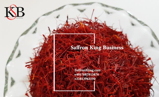 Export of saffron to UK