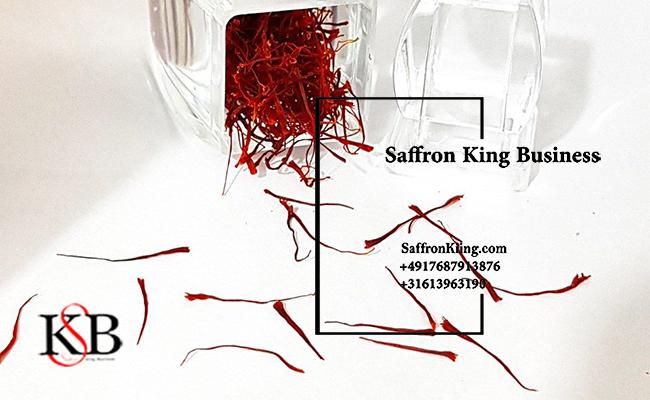 The price of saffron is one gram