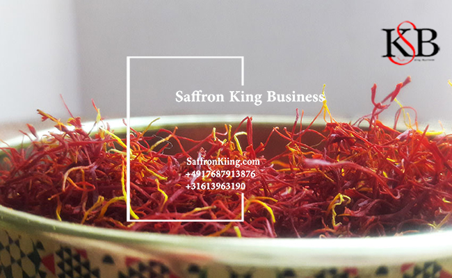 The best mancha saffron in Europe