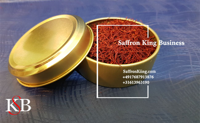 Price of one kilo of saffron in Germany
