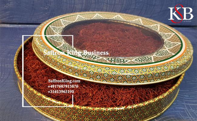The price of one kilo of saffron