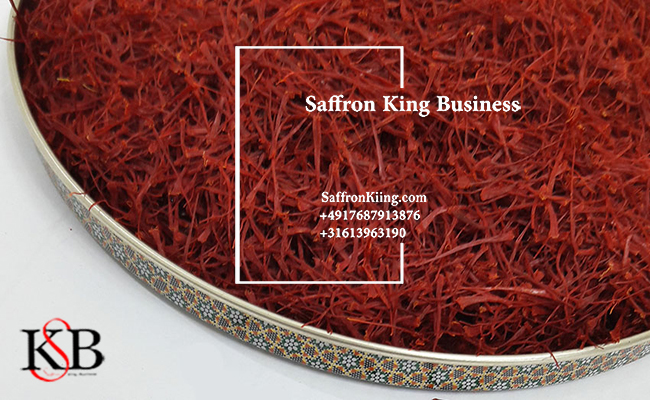 Increase saffron sales