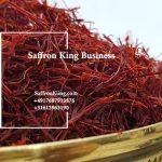 Characteristics of Iranian saffron