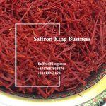 The price of fresh saffron