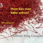 Hvor kan man købe safran?
