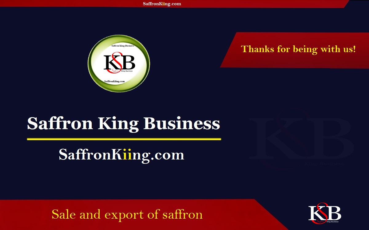 Famous brand of saffron