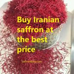 Buy Iranian saffron at the best price