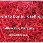 Where to buy bulk saffron?