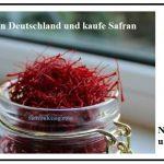 Negin Safran Preis in Deutschland und kaufe Safran