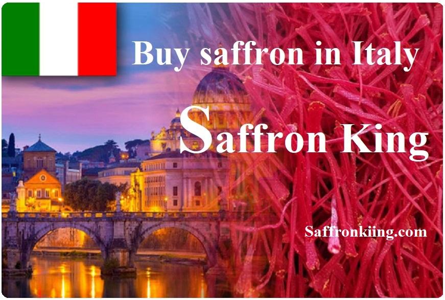 Qual è il vantaggio di acquistare zafferano in Italia?