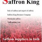 Saffron suppliers in bulk