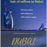Purchase price of saffron in Dubai