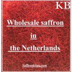 Wholesale saffron in the Netherlands