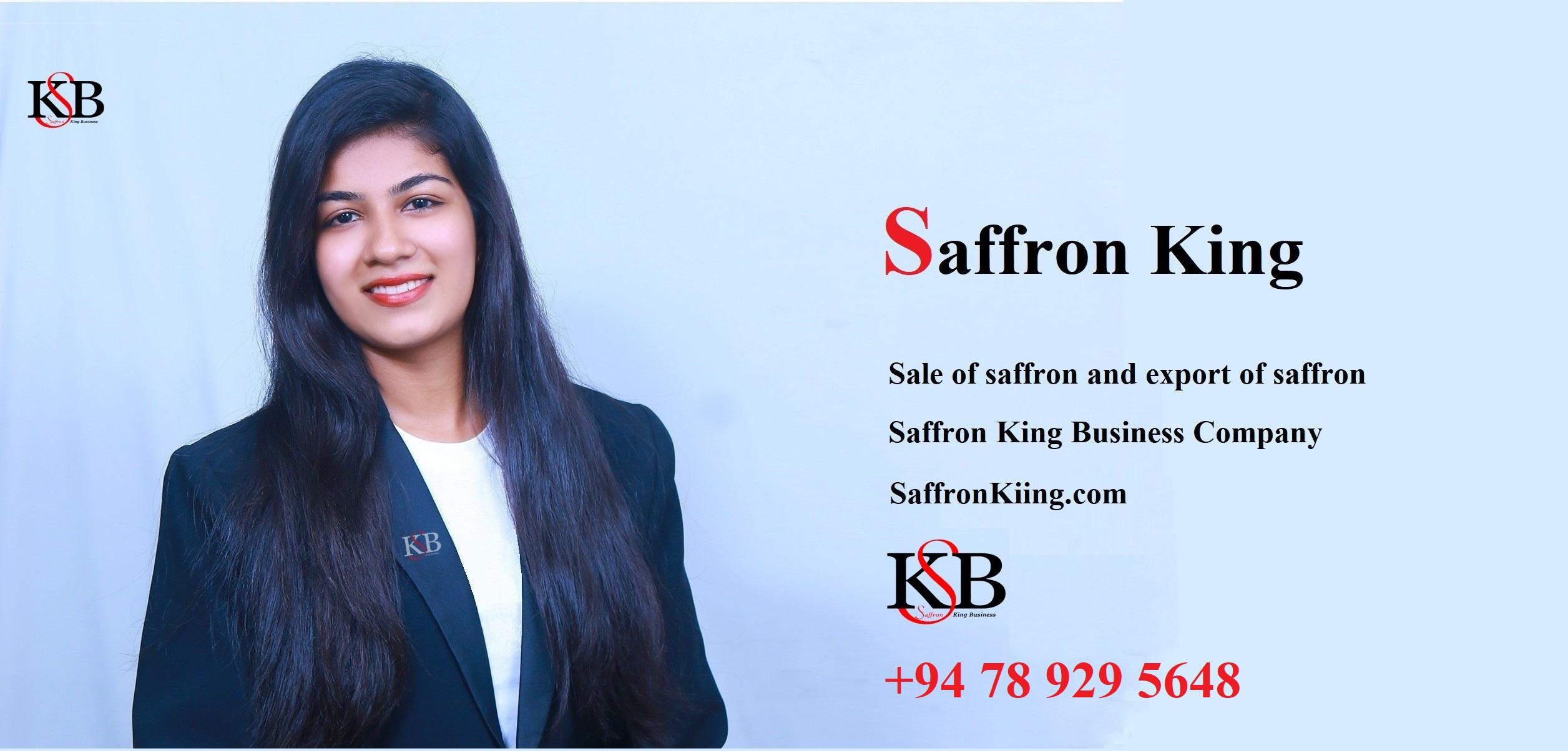 Buy bulk saffron and export saffron to Sri Lanka