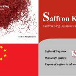 prices of saffron in China