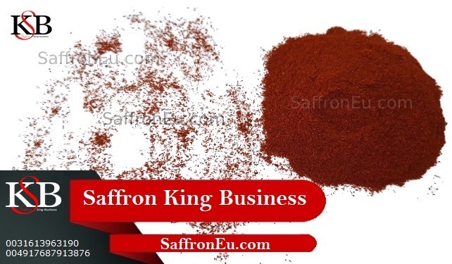 Price of saffron for use in restaurants